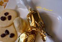 Szaloncukor, csokis desszert