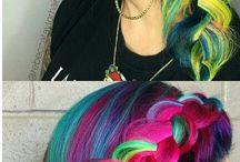 Exposición de cabello