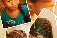 Hairstyles for D