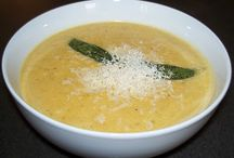 Soups / Recipes for soups - all in one place / by Marianne Sheridan