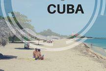 Cuba Travel / Tips, advice, and attraction guides for travel to Cuba. Havana | Americans in Cuba | Cienfuegos | Santiago de Cuba | Cuba visa