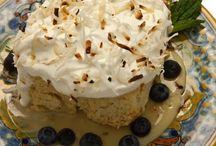 ~ Tres Leches Cake ~ / by Patsy Bullard