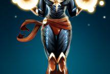 Captain Marvel/Ms Marvel/Carol Danvers