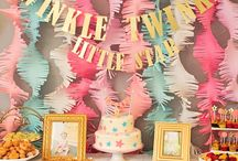 Dream birthday / My favourite treats and cakes and decor that I love