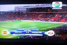 Manchester United vs Sunderland / Manchester United menang 2-0 atas Sunderland 2015