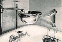 Vintage Bathroom Redo