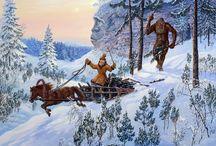 Slavic mythology and folklore