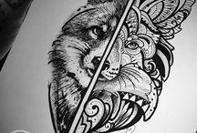Tattoo maybe