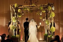 wedding: chuppahs. mandaps. arches. huppahs. / A gorgeous detail (overhead) for the most important part of your wedding day.  A #chuppah, #huppah, #mandap or #arch for your #wedding ceremony.
