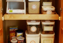 Kitchen Pantry Organization / by Beth Scholtes