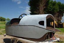 Morgan 3 wheeler - 1932 Super Sports restoration