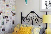 Deco Inspiration / Room Decor to inspire and stimulate young minds.