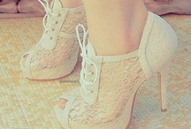 Shoes / I am a shoe addict so that's why