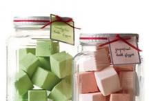 sabonetes e aromas