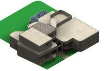 3D Architectural CAD models