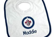 Winnipeg Jets Baby Gifts / Personalized Baby Gifts For Fans Of The Winnipeg Jets NHL Hockey Team