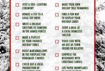 Christmas planing
