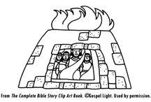 bijbelse kleurplaten