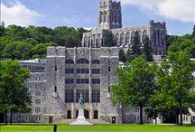 Üniversite Kampüsleri / Türkiye'den ve dünyadan en güzel üniversite kampüsleri