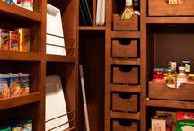 Kitchen organisation