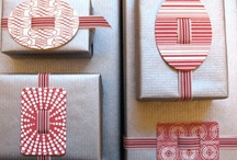 Gift Wrapping / by Nadia Appel