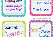 parent appreciation / by Susan Osterhart