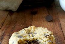 Cassava pastries