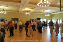 "Gainesville Senior Recreation Center / Current rates $150 per hour, available 8 a.m. to 2 a.m. Security deposit $200 plus half of the rental hours required to reserve the date and room. Seats 240 with elevated stage space. 24 72"" round tables and 240 chairs included. 5 6' rectangle tables, one 55' flat screen TV, two 42' flat screen TV's, flu service kitchen and outdoor patio.  Large and small rooms also available for rent for bridal party. 352-265-9040"