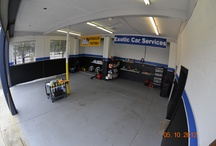 New Shop - Lakeland FL / by Exotic Car Services East Coast