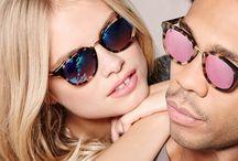 Sunglasses / Gorgeous and glamorous sunglasses