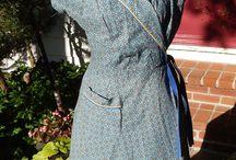 House Dress or Acceptable Mumus