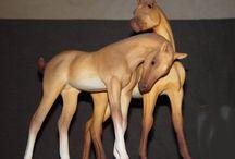 Cybis Horses