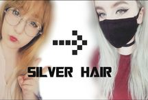 Silver/Grey Hair Tutorial