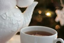 Christmas Tea Ideas / by Angela Elsbree