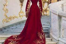 royal dresses