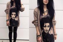 Alternative Fashion & kitsch