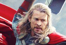 Cris Hemsworth/ Thor