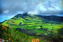 Azores for our 10 year anniversary  / by Lia Gerke