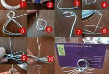 dobré rady a nápady / rýchle jednoduché výrobky na skrášlenie domácnosti