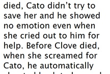 Clove and Cato ~ Clato