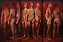 Art Attacks - Shawn Barber / Paintings by Shawn Barber