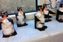 pinguini di bottiglia