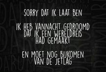 •Dutch quotes•