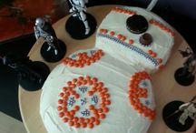 Byron bb8 cake