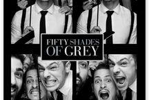 FIFTY SHADES OF GREY / Mr Grey will see you now! #50ShadesOfGrey Premier!!!