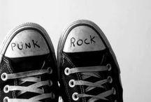 P u n k - R o c k - G o t h / Shit I love: Punk, Rock, Goth etc