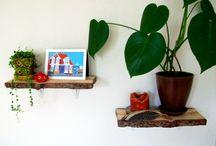 lakás dekoráció