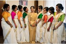 TamilWedding ~ Bridesmaids.