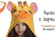 Ręczniki Dla Dzieci i Niemowląt z Kapturkiem Zoocchini / Ręczniki zwierzątka dla dzieci - każdy poczuje się jak jego ulubione zwierzątko. Zostań tygrysem, żyrafą, krówką a może nawet flamingiem. Dobra zabawa podczas kąpieli!