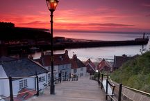 Home is where the heart is ~ Whitby, Yorkshire, England